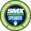 Speaker a SMX Milano
